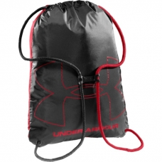 UA Ozsee Sackpack, Red/Black