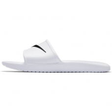 Nike Kawa Shower Women's Sandals, White/Black
