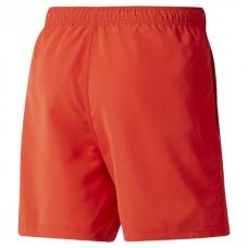 Reebok Beachwear Basic Boxer Shorts, Canton Red