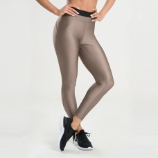 Shine Leggings, Bronze
